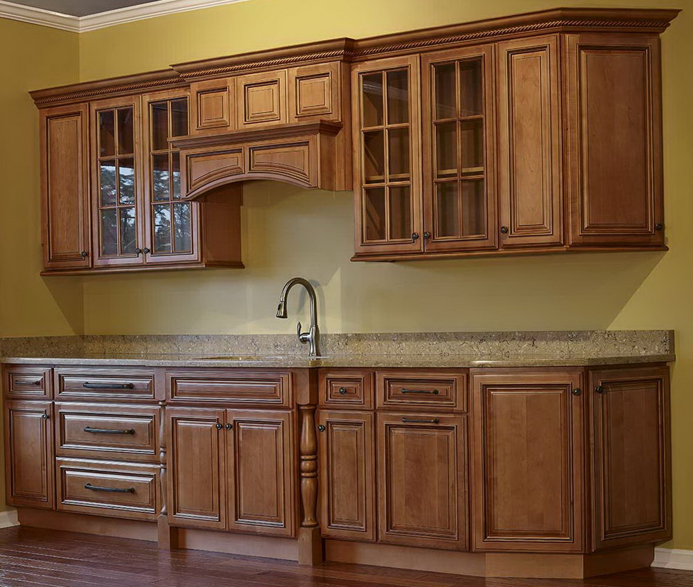Kitchen Cabinet Outlet Height