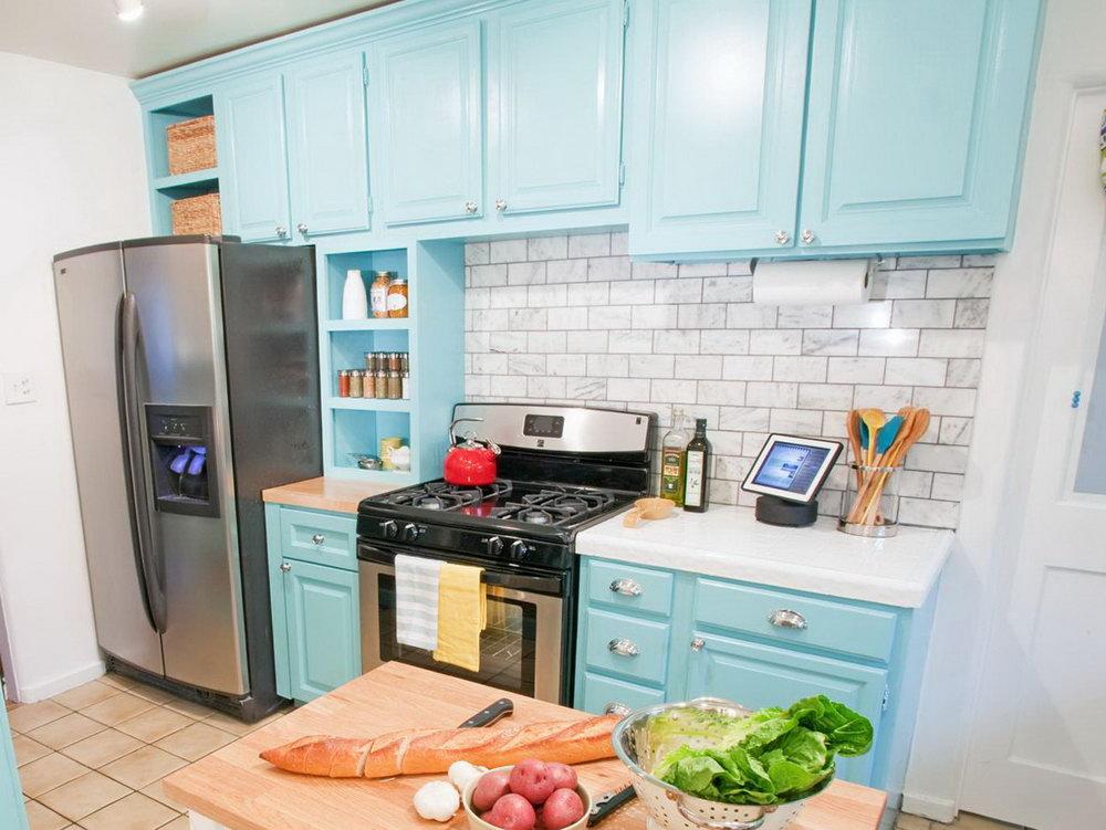Kitchen Cabinet Paint Colours