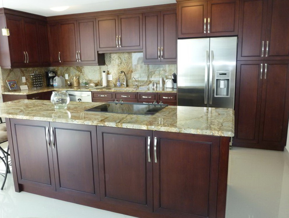Kitchen Cabinet Refacing Images