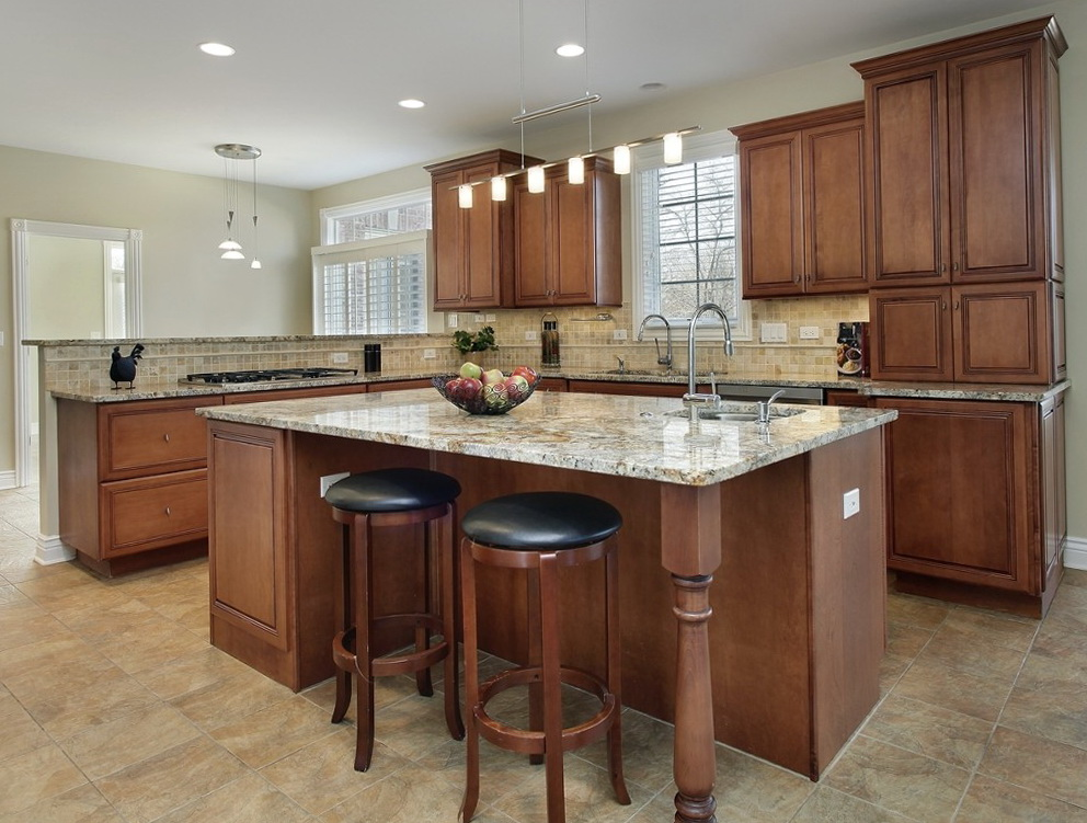 Kitchen Cabinet Refinishing Colors