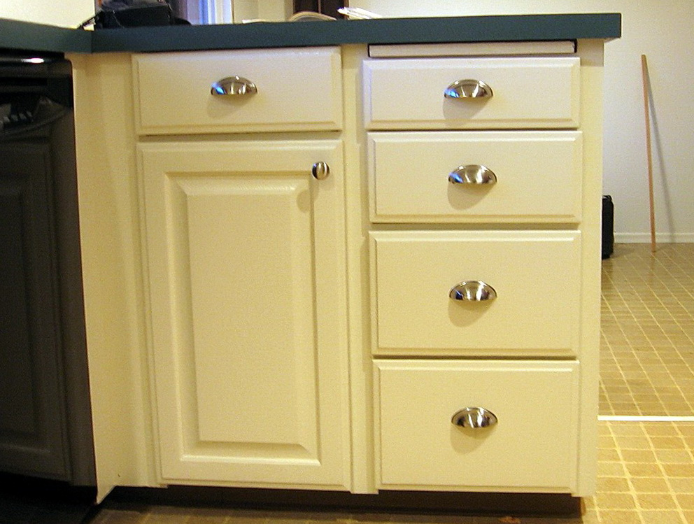 Kitchen Cabinet Refinishing Kit