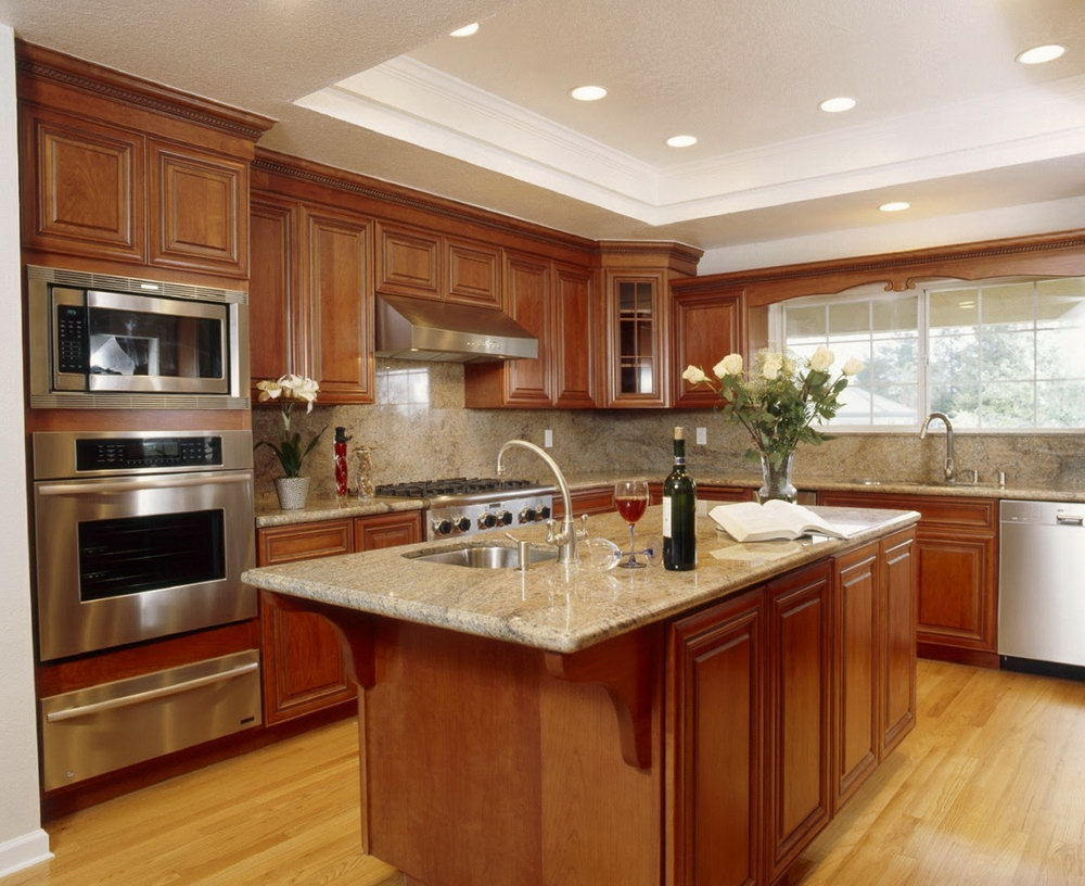 Kitchen Cabinets Design In Nigeria