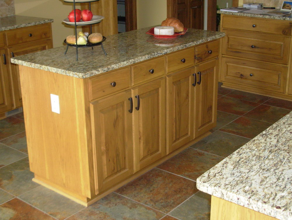 Kitchen Cabinets Island Design