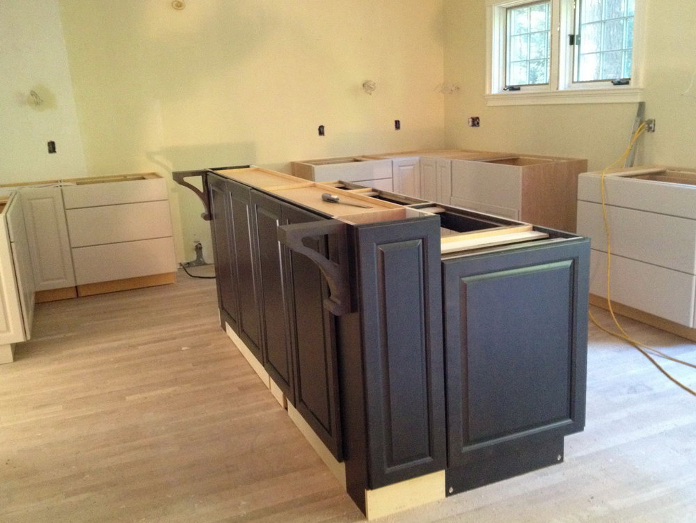Kitchen Island Cabinets Base