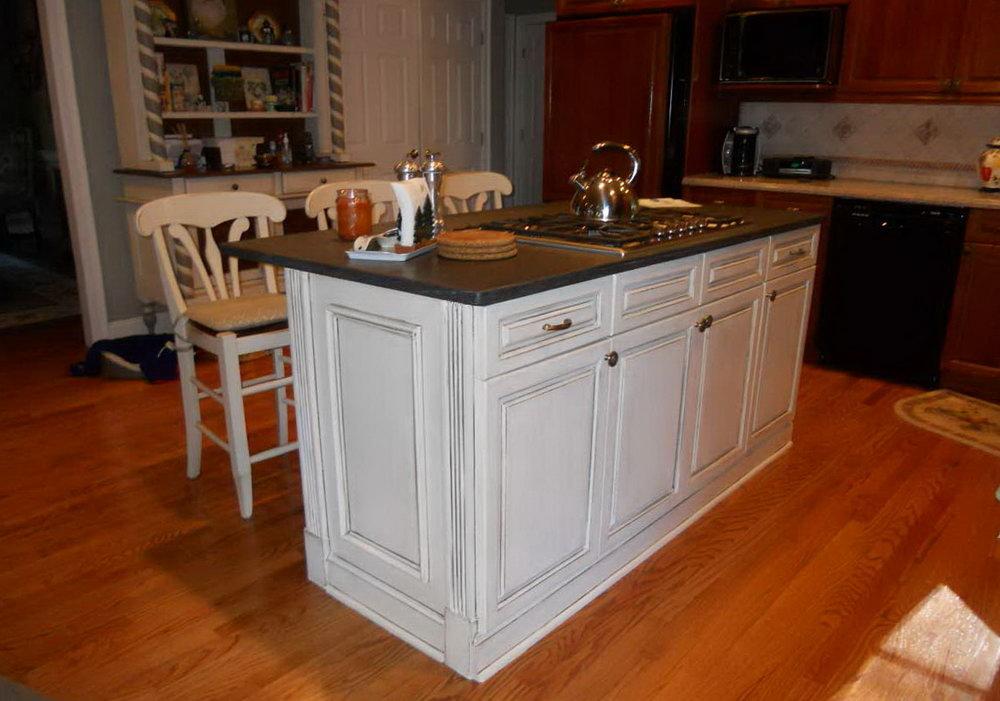 Kitchen Island Cabinets Ideas