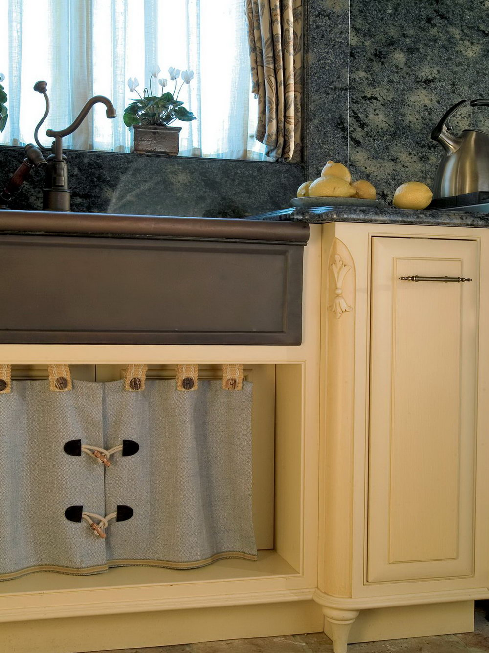 Kitchen Sink Cabinet Designs