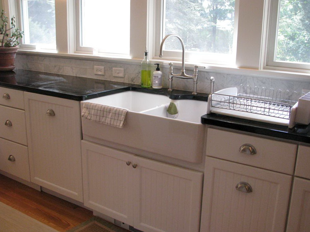 Kitchen Sink Cabinet With Drawers