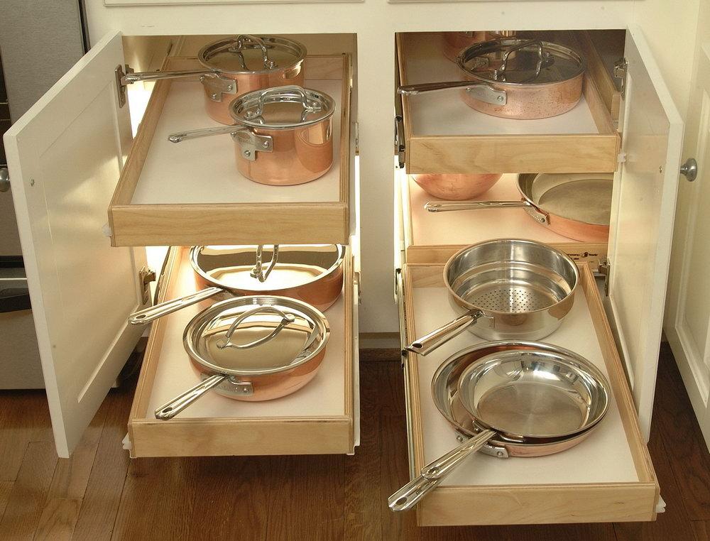 Kitchen Storage Pantry Cabinet