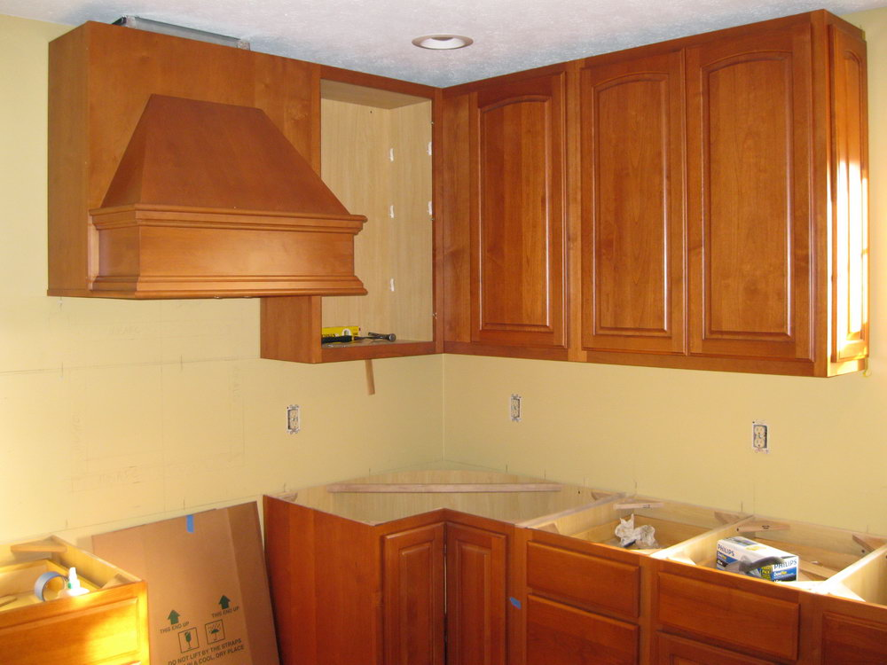 Kitchen Wall Cabinets Sizes