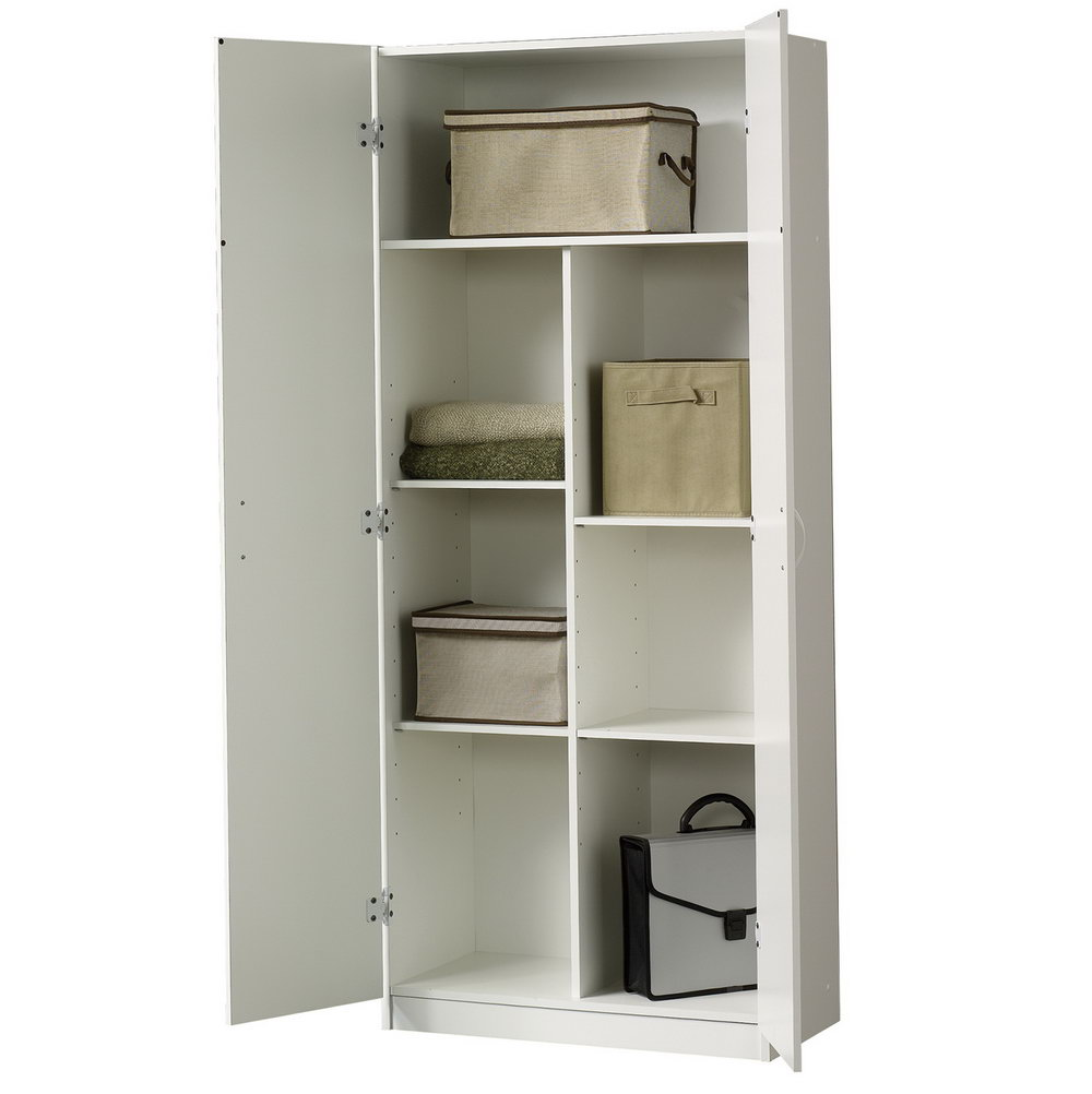 Large Storage Cabinet With Shelves