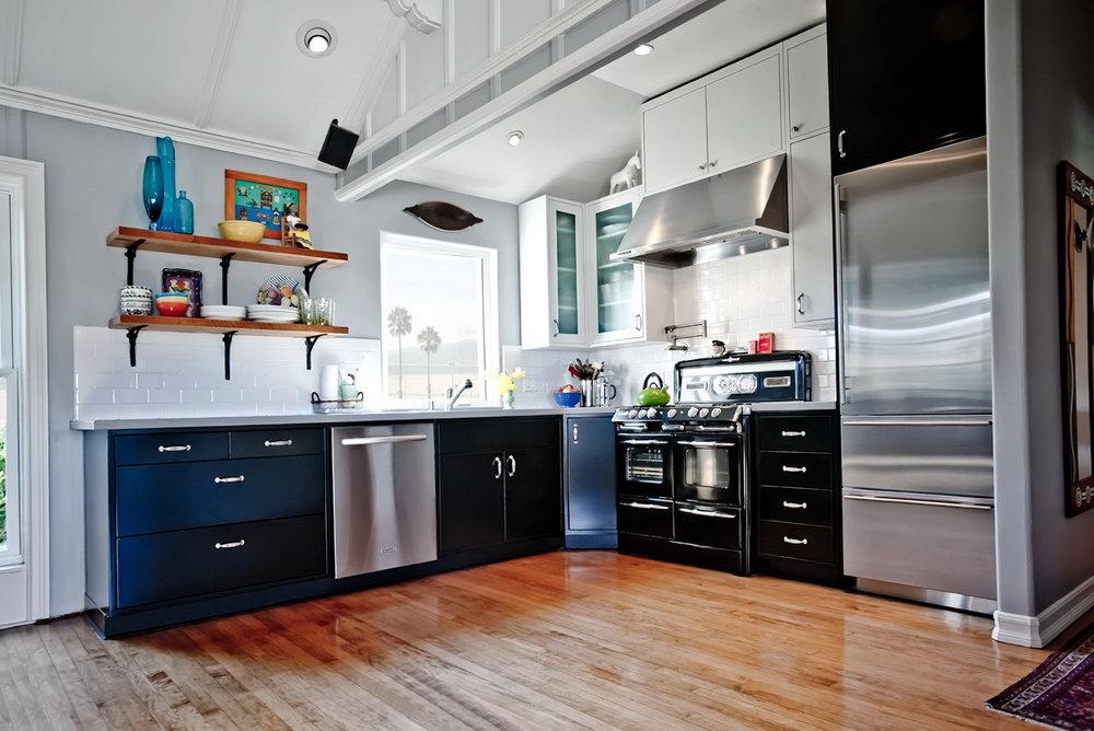 Metal Kitchen Cabinets Design