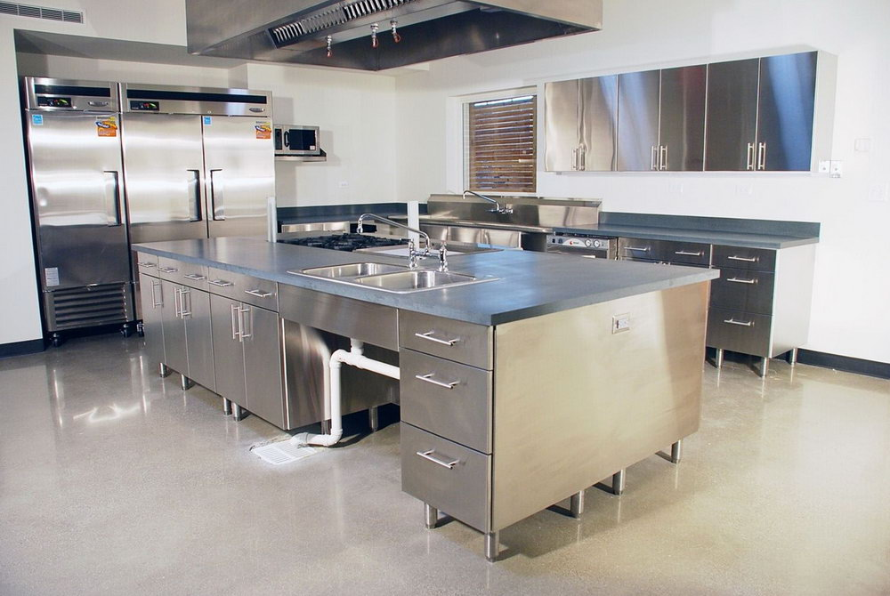 Metal Kitchen Cabinets Makeover