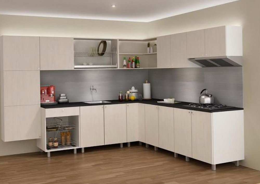 Modern Kitchen Cabinets White