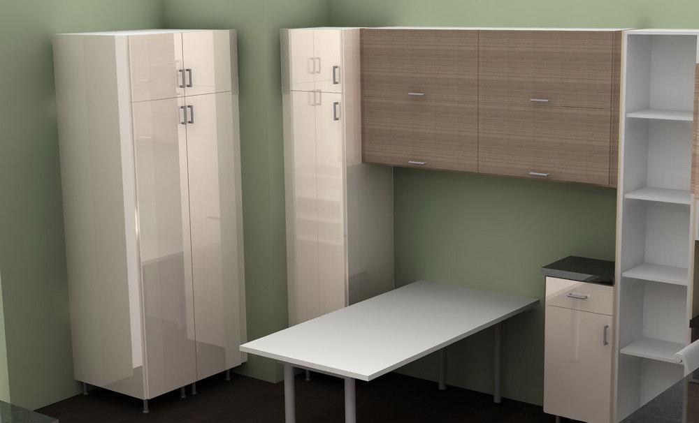 Modern Office Storage Cabinet