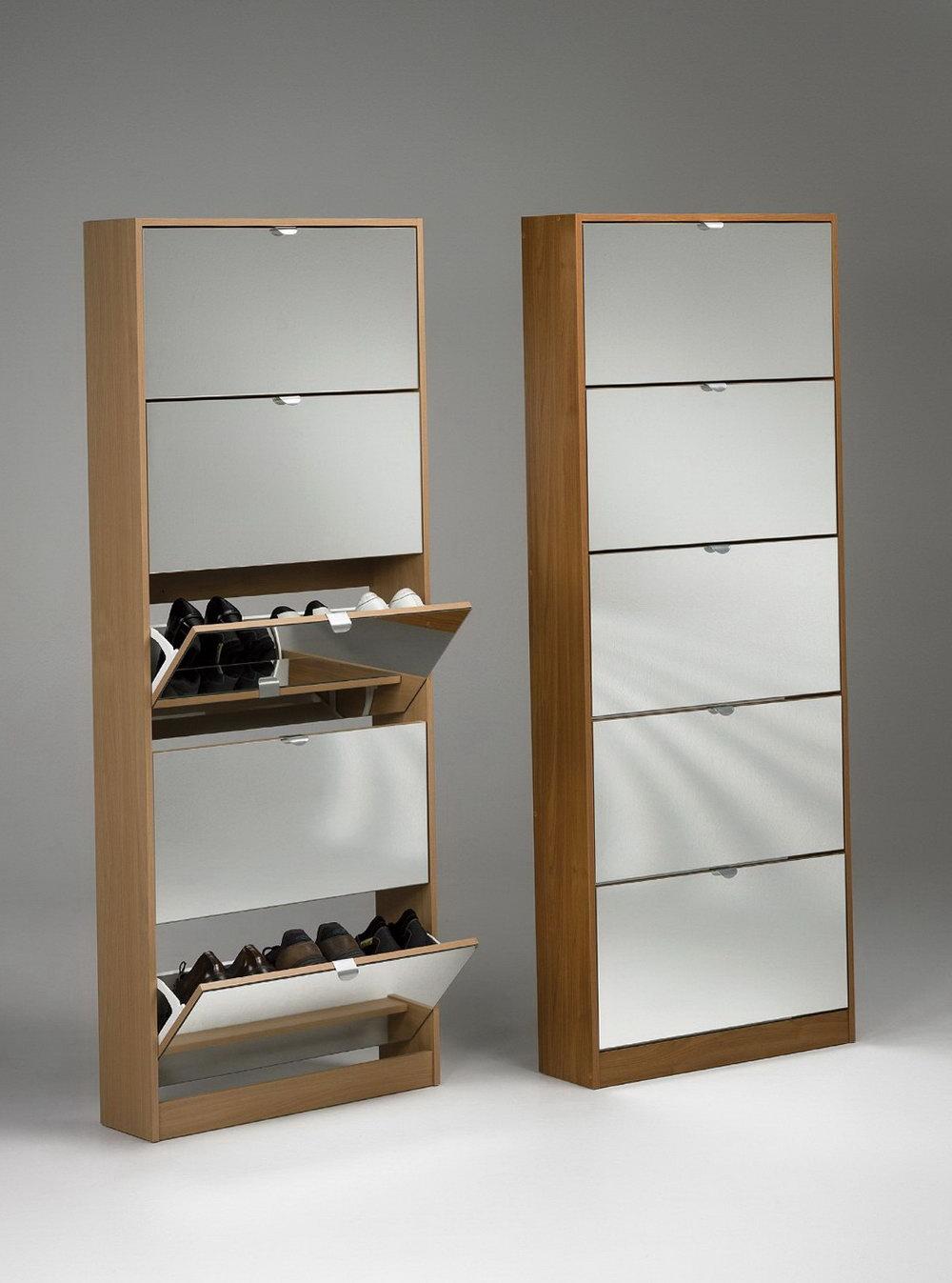 Modern Shoes Storage Cabinet