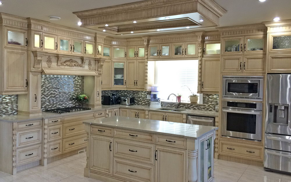 New Kitchen Cabinets Design