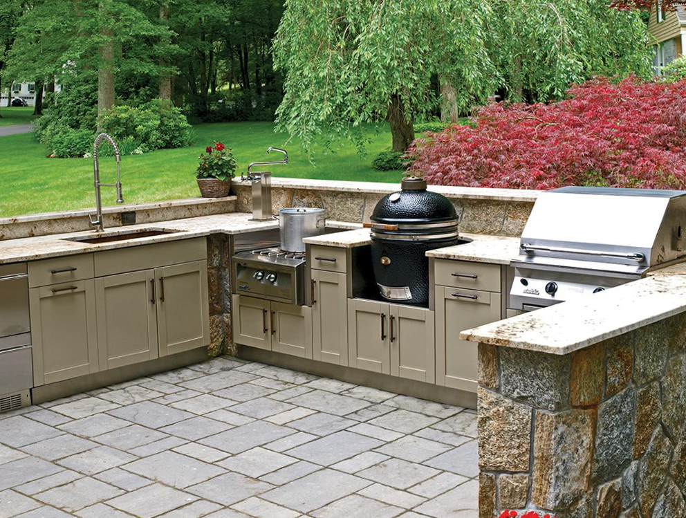 Outdoor Kitchen Cabinets Bunnings