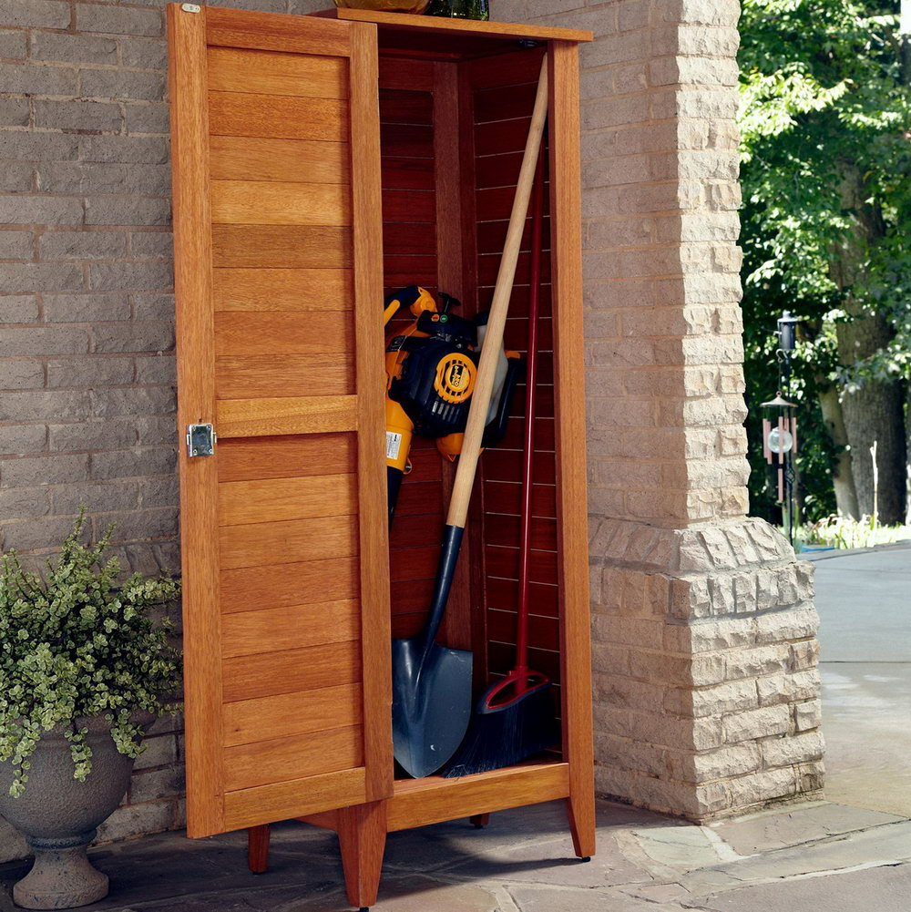 Outside Storage Cabinet With Doors