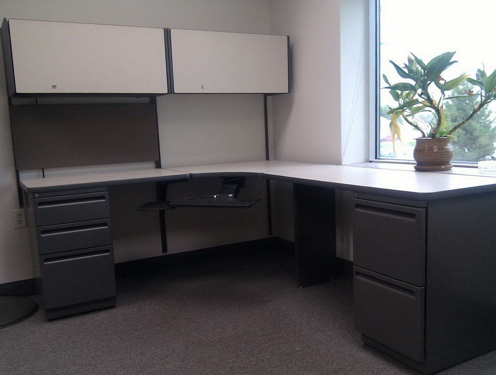 Overhead Storage Cabinets Office