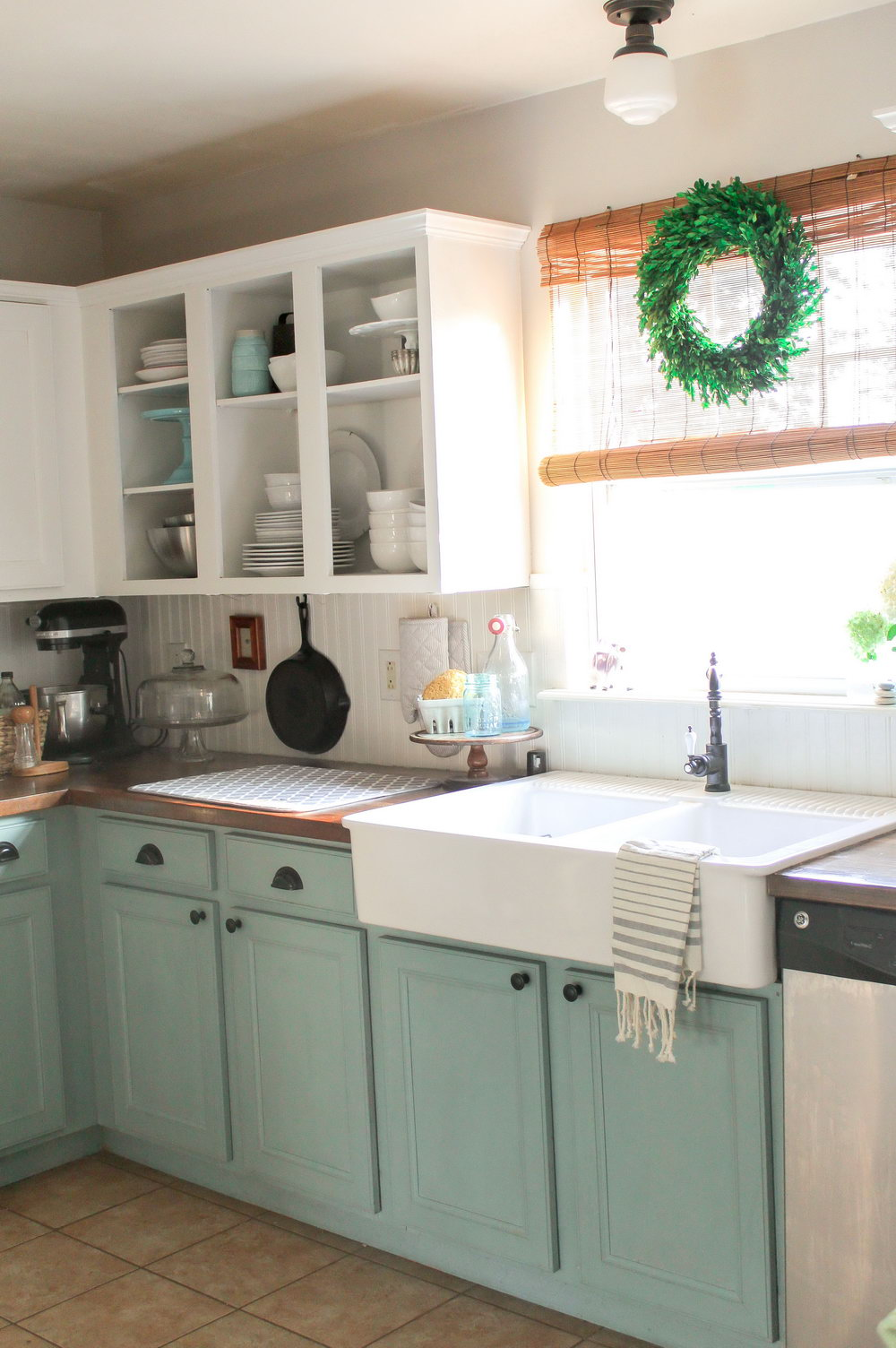 Painted Kitchen Cabinets Colors