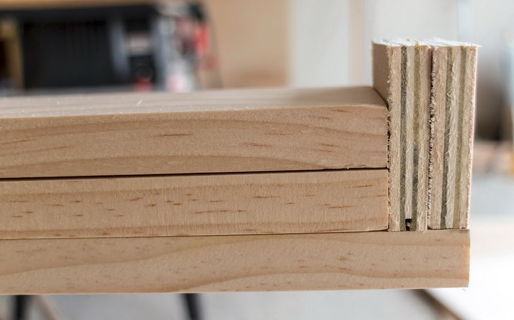 Plywood Storage Cabinet Plans