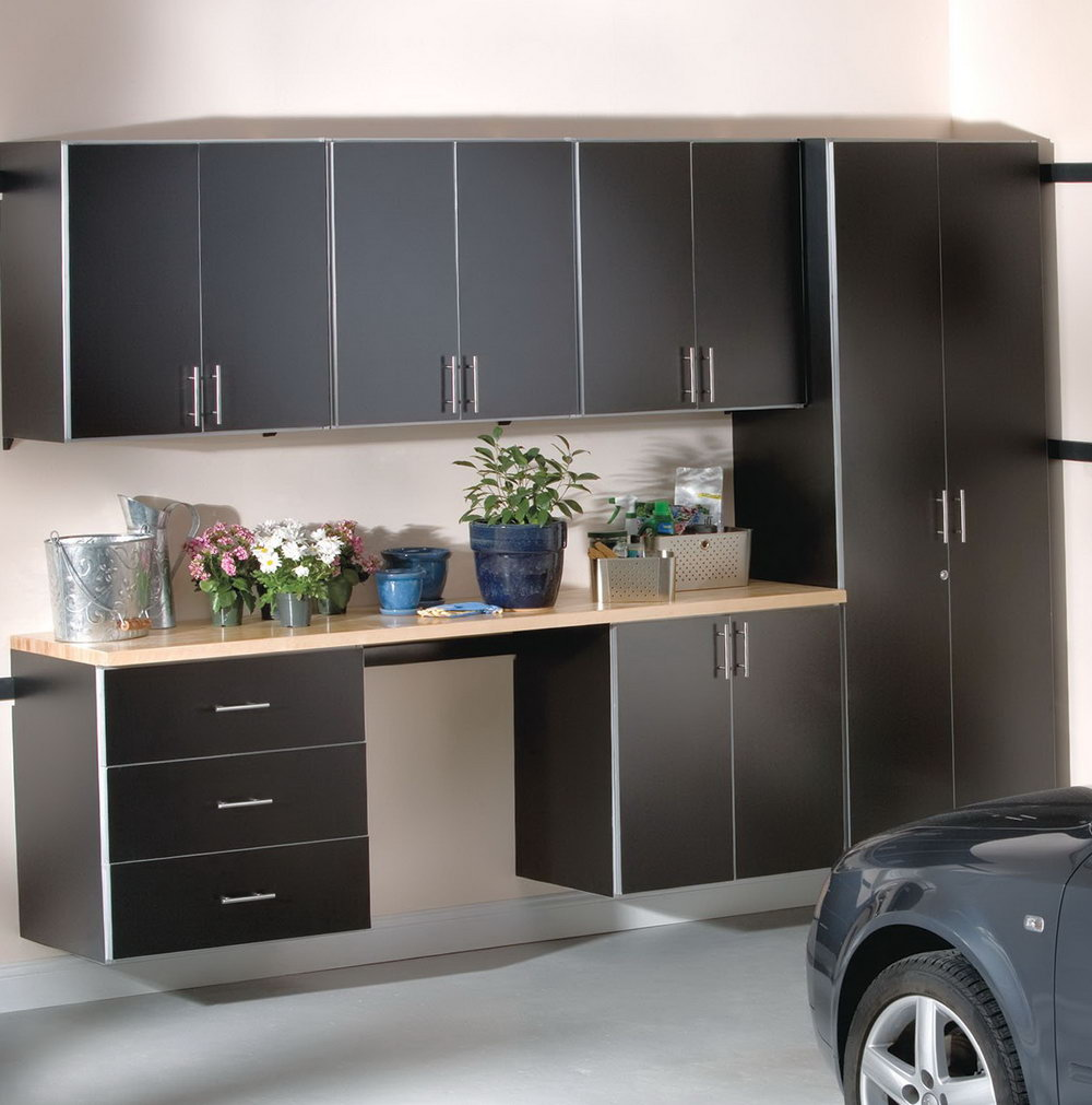 Rubbermaid Garage Storage Cabinets With Doors