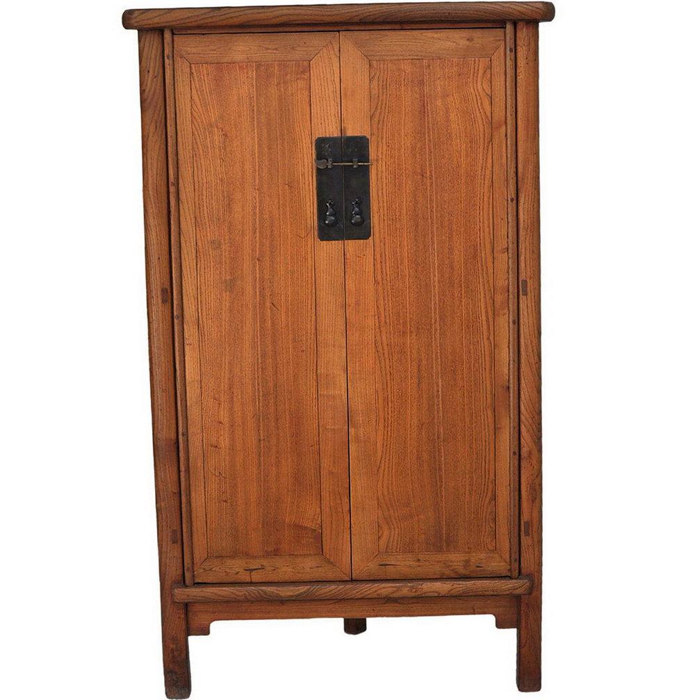 Rustic Outdoor Storage Cabinet