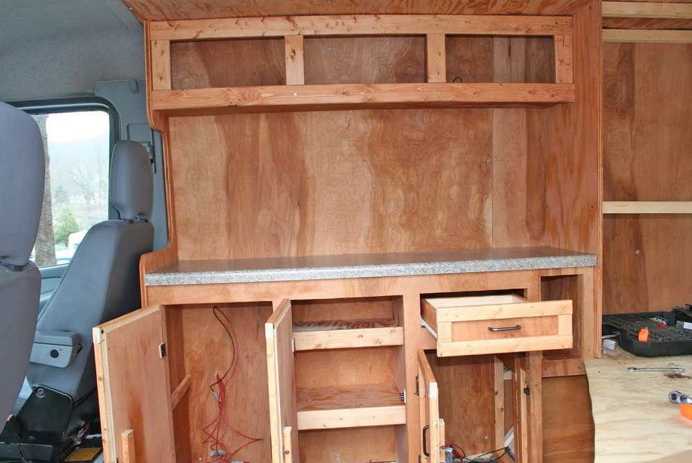 Rv Cabinet Storage Solutions