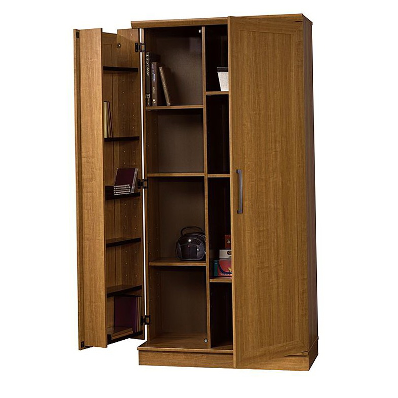 Sauder Homeplus Storage Cabinet Swing Out Door