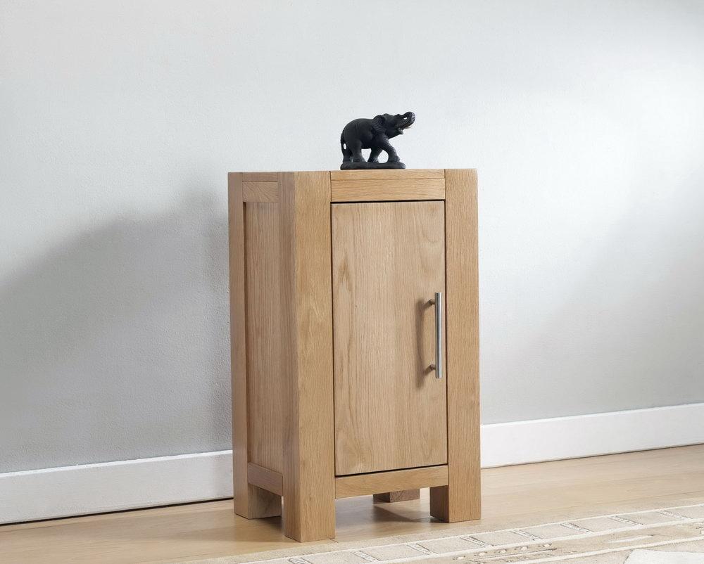 Short Storage Cabinet With Doors