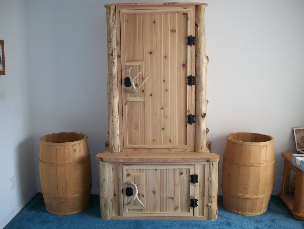 Simple Storage Cabinet Plans