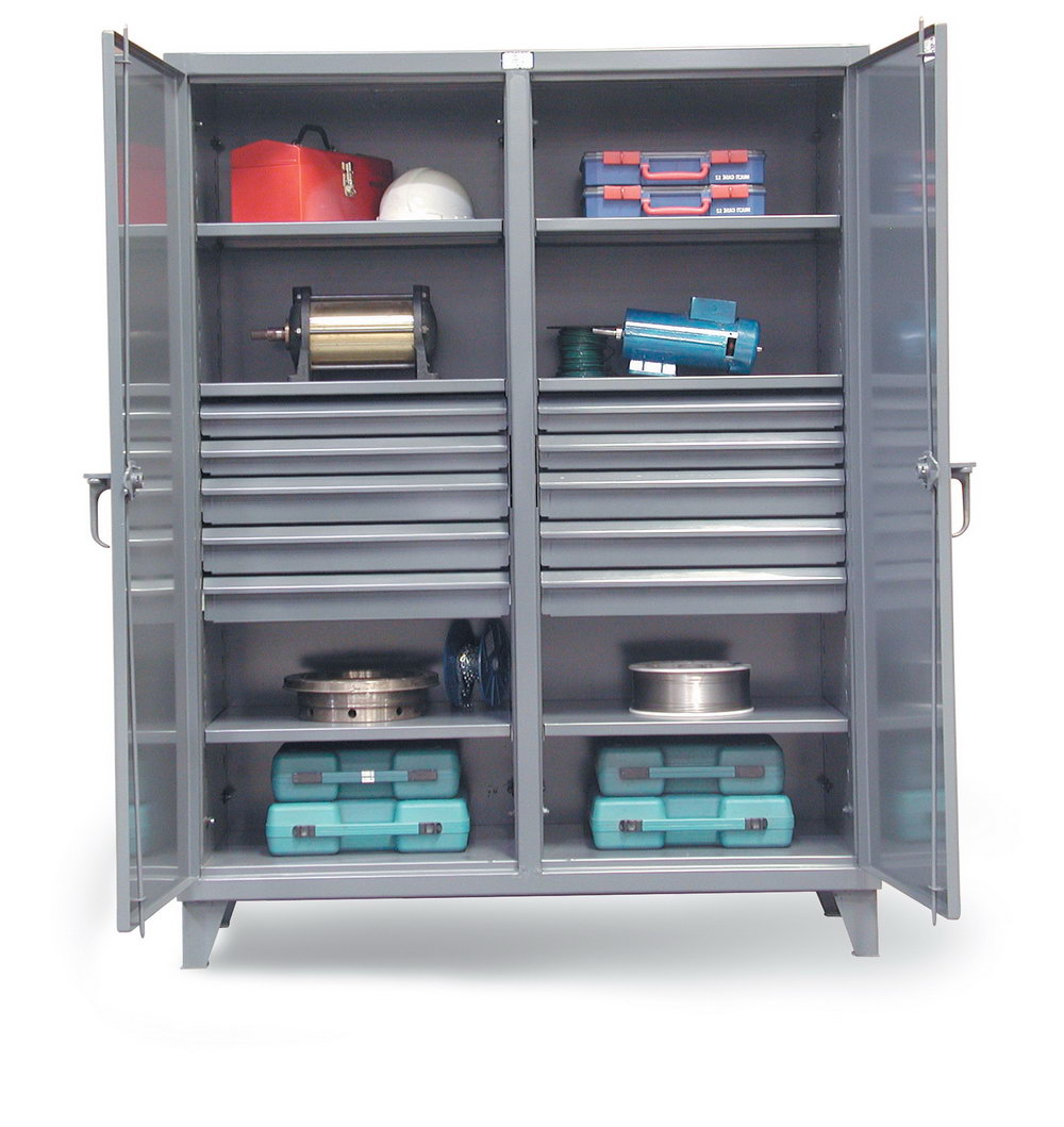 Small Industrial Storage Cabinet