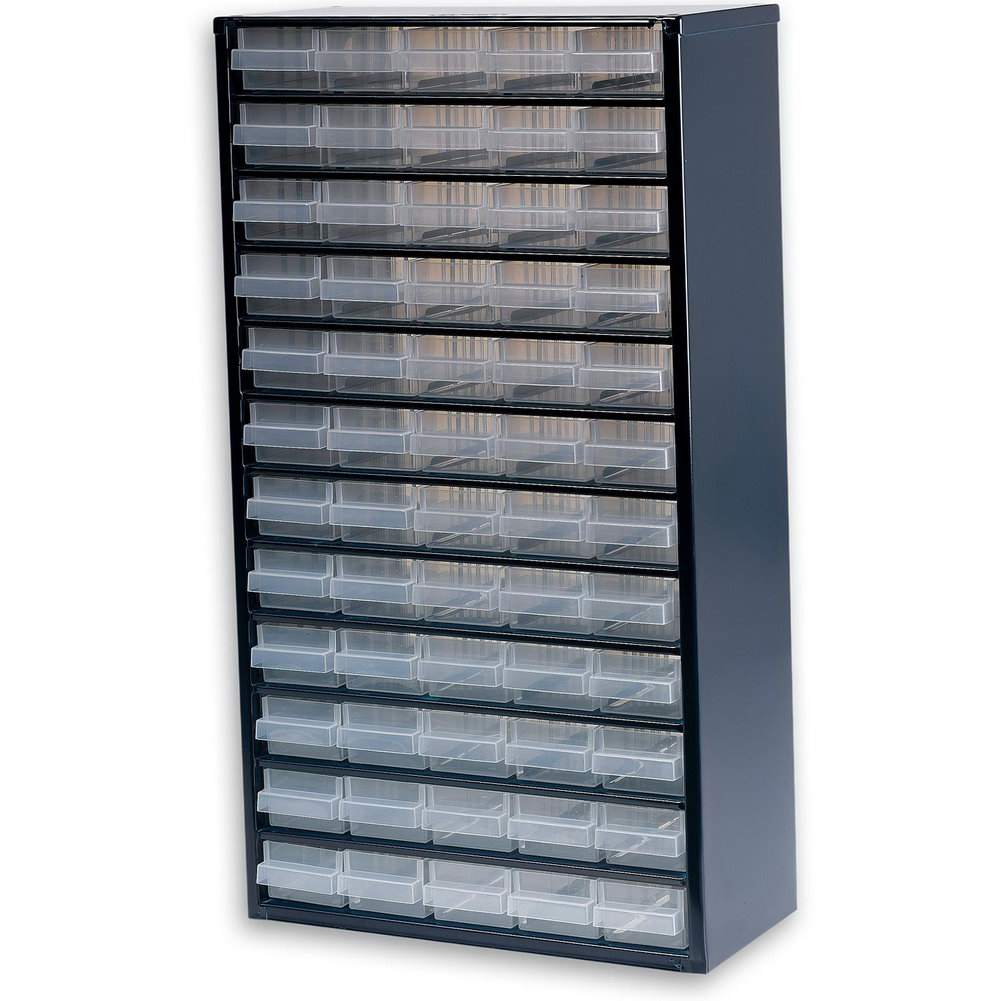 Small Parts Storage Cabinets W Plastic Drawers