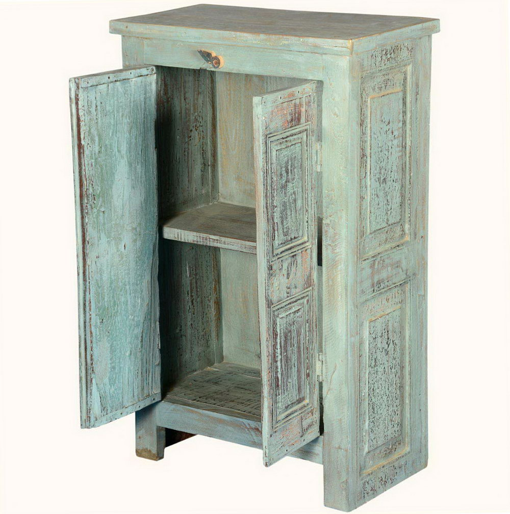 Small Wood Storage Cabinets With Doors