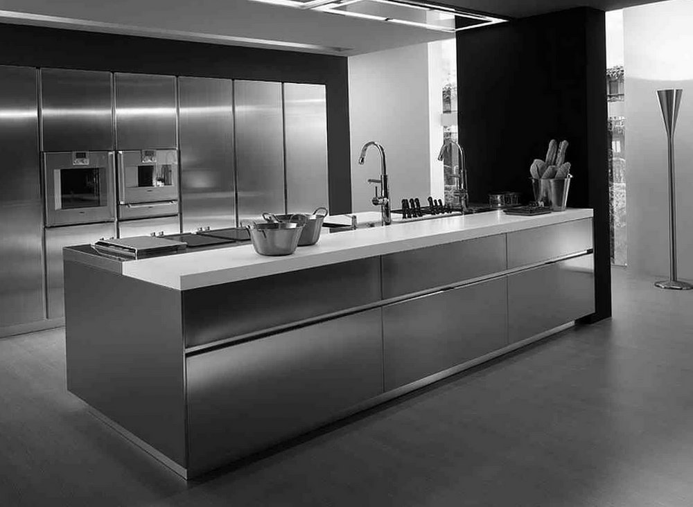 Stainless Steel Kitchen Cabinets Prices In India