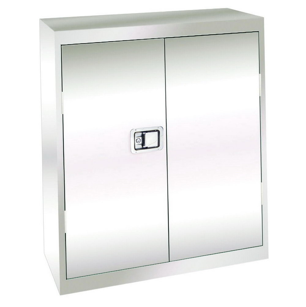 Stainless Steel Storage Cabinets With Doors