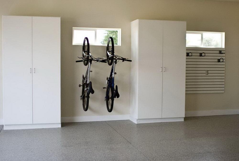 Sterilite 4 Shelf Utility Storage Cabinet White