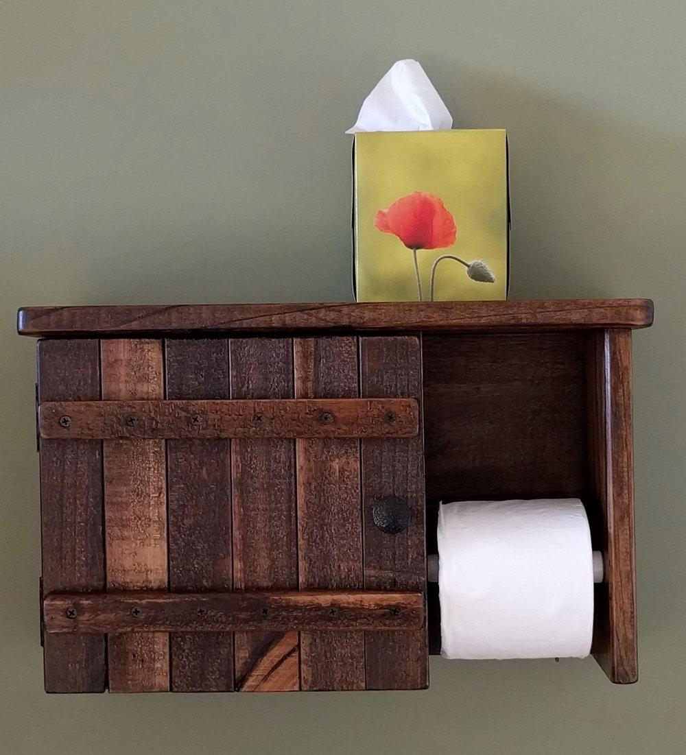 Storage Cabinet Above Toilet