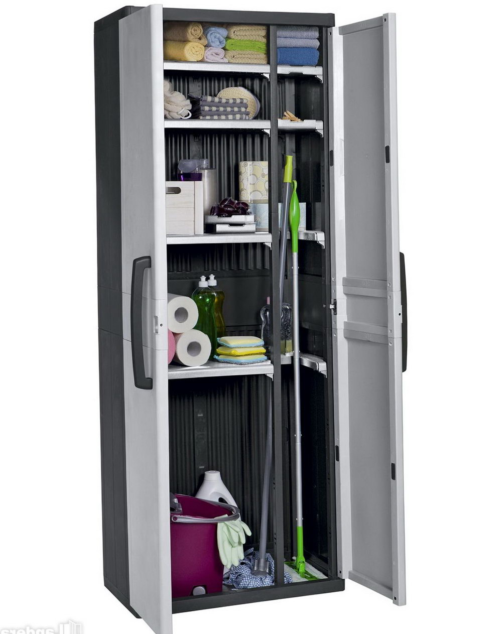 Storage Cabinets With Shelves And Doors