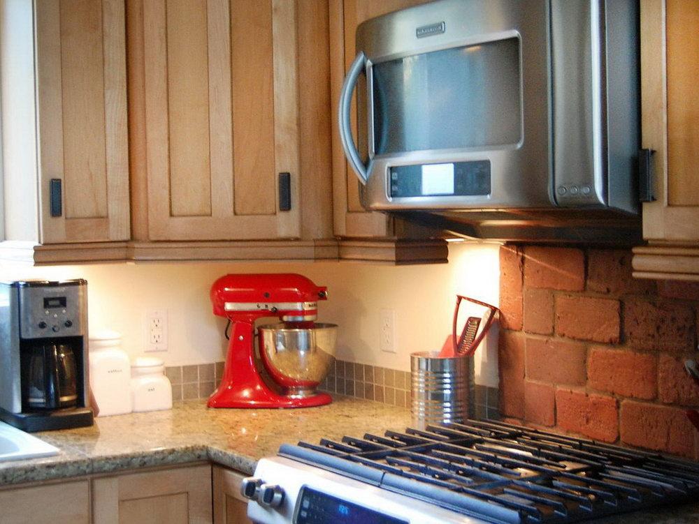 Under Kitchen Cabinet Outlets