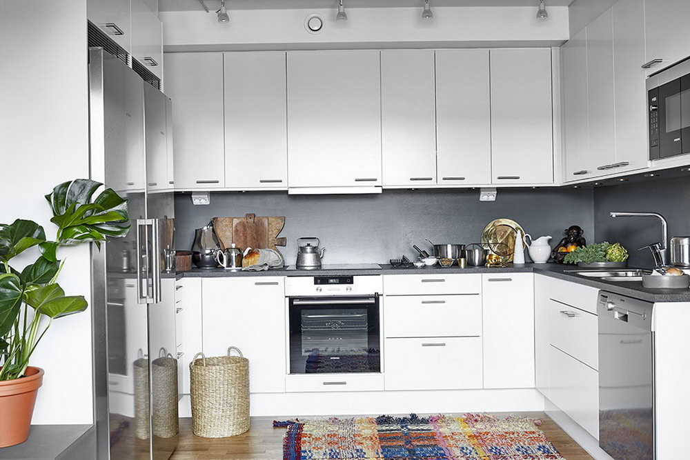 White Cabinets Kitchen Pictures