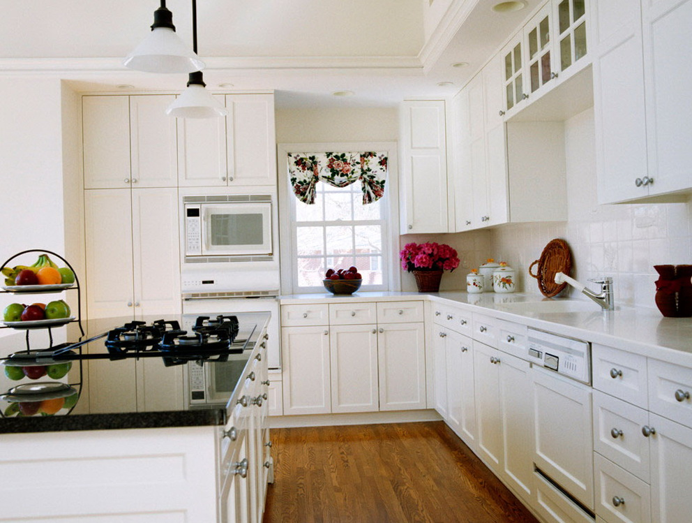 White Kitchen Cabinets Home Depot