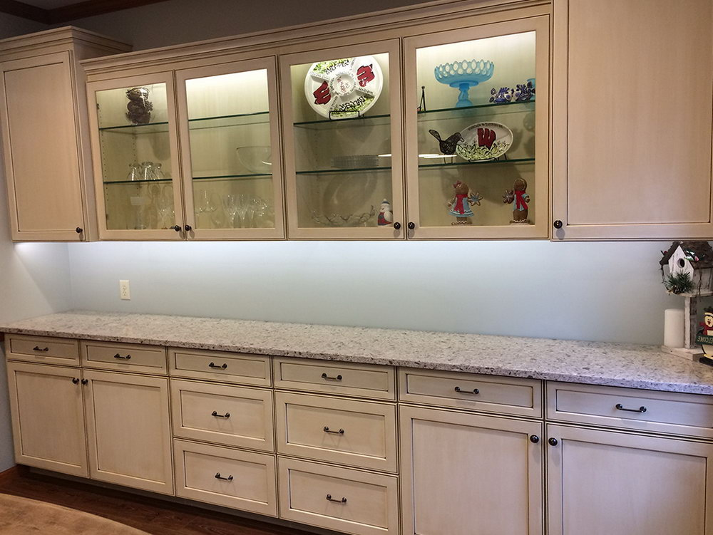 Amish Kitchen Cabinets Michigan