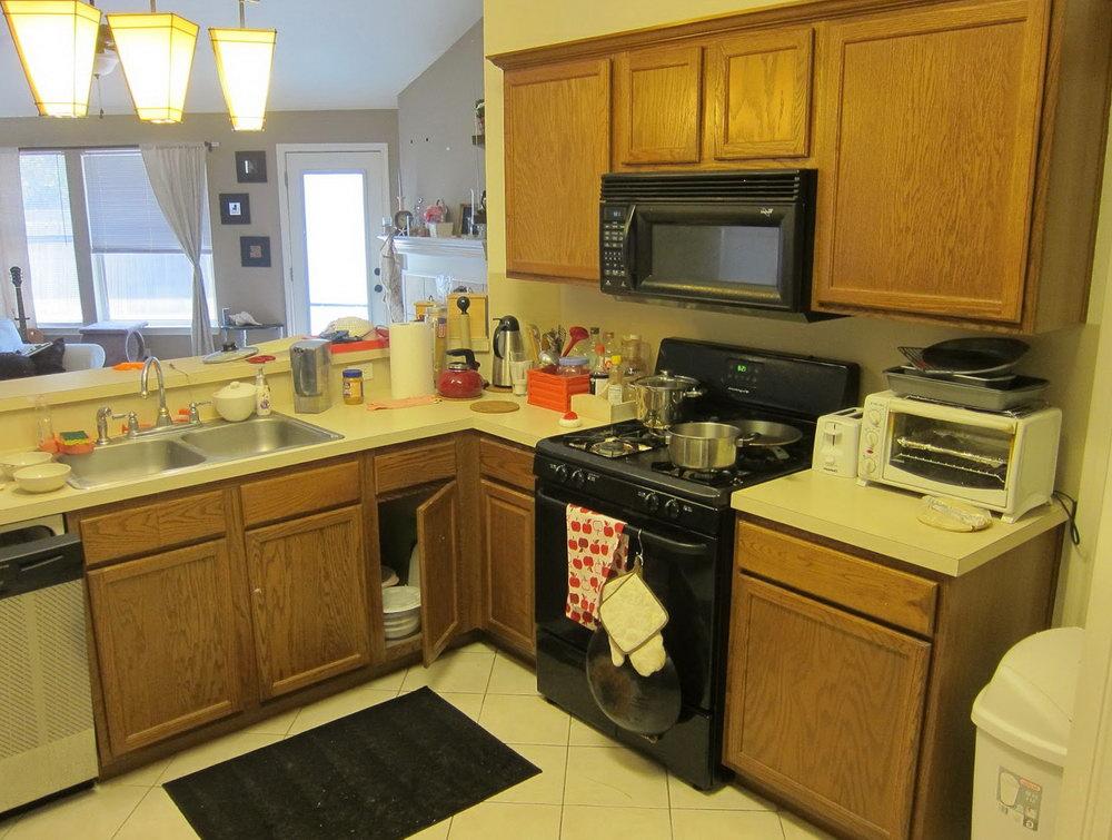 Annie Sloan Kitchen Cabinet Makeover