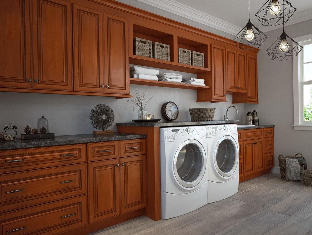 Assembled Kitchen Cabinets Home Depot