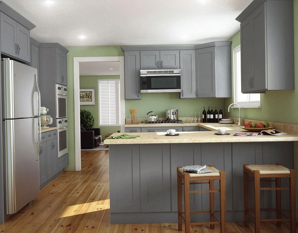 Assembled Kitchen Cabinets Uk