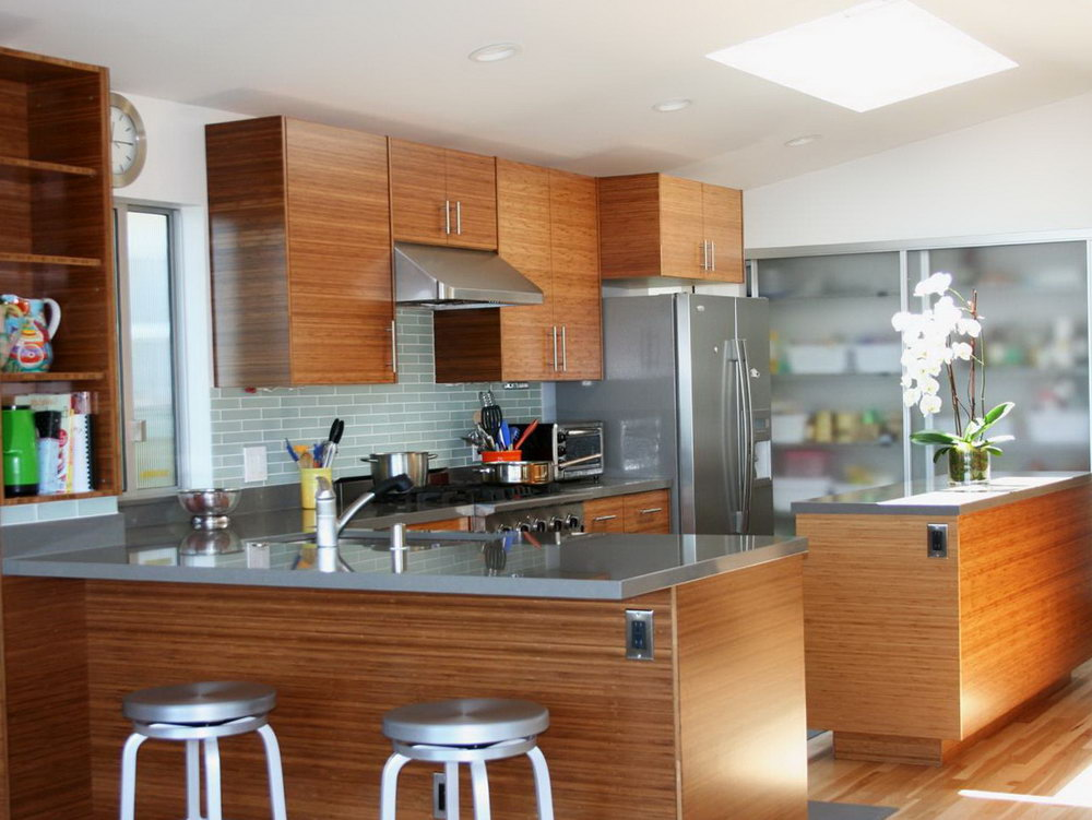 Bamboo Kitchen Cabinets Cost
