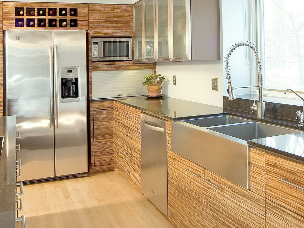 Bamboo Kitchen Cabinets For Sale