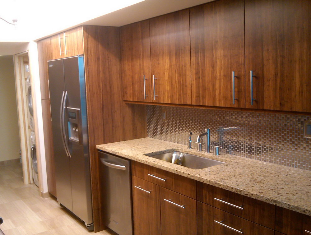 Bamboo Kitchen Cabinets Home Depot