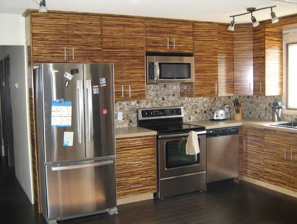 Bamboo Kitchen Cabinets Reviews